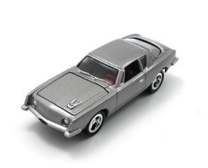 1963 STUDEBAKER AVANTI SUPERCHARGED 1/64 JOHNNY LIGHTNING