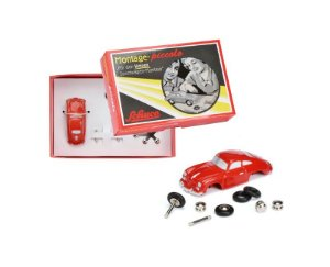 PORSCHE 356 MONTAGE PICCOLO 1/90 SCHUCO SHU450558100