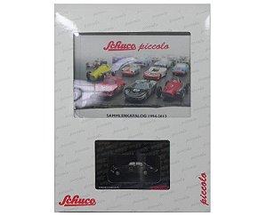 ROLLS-ROYCE SET PICCOLO-SAMMLER-KATALOG 1994-2013 1/90 SCHUCO 450607000