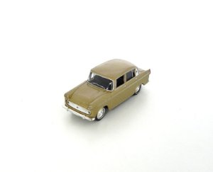 TOYOTA CORONA 1500 1/64 TOMICA LIMITED VINTAGE LV-06