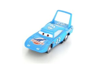 STRIPE THE KING WEATHERS O REI 1/43 CARROS DISNEY PIXAR DPKING