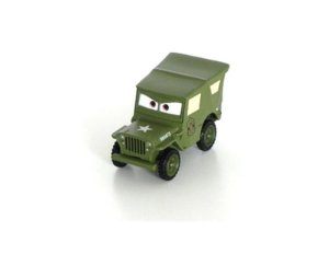 Sargento 1/43 Carros Disney Pixar Dps