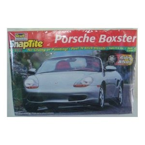 Snaptite Porsche Boxter 1/25 Revell Rev1906