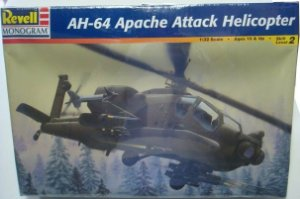 Helicoptero Ah-64 Apache Attack Helicoptero 1/32 Revell Rev4575