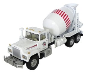 UNITED METRO MACK R CEMENT MIXER TRUCK 1/34 FIRST GEAR FG19-2616