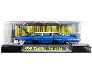 1959 CADILLAC SERIES 62 1/64 M2 MACHINES M262800-22