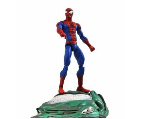 Action Figure Homem Aranha Spider-Man Marvel Select MS10724