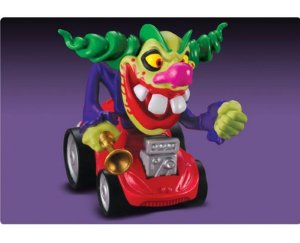 EVIL CLOWNEVIL FREAK FORCE MONSTER 500  1/64