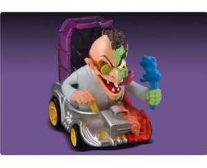 DR. JERKL AND MR. RIDE THE EXPERI MENTALS MONSTER 500 1/64