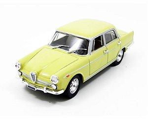 1957 ALFA ROMEO 2000 BERLINA 1/43 STARLINE STA550345