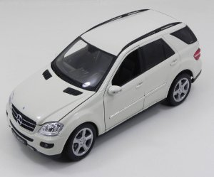 Mercedes Benz Ml350 Welly 1/18 Wel18006W