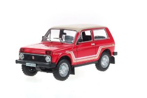 1981 LADA NIVA CALIFORNIA 1/43 WHITEBOX WB075