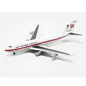 AVIÃO BOEING 747-100SA JA8114 1/400 GEMINI JETS GJB0E570