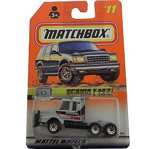 CAMINHÃO SCANIA T-142 1/64 MATCHBOX