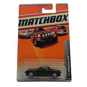 1971 PORSCHE 914 HERITAGE CLASSICS 1/60 MATCHBOX T1535-0910