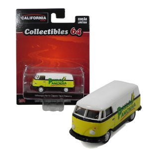 Volkswagen Kombi Classico Paulo Pamonha 1/64 Greenlight California Collectibles 64 18018-2