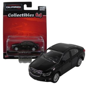 Chevrolet Cruze 2013 1/64 Greenlight California Collectibles 18018-2