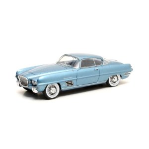 1954 DODGE FIREARROW III CONCEPT GHIA EXNER 1/43 MATRIX MX50405-031