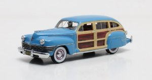 1942 CHRYSLER TOWN & COUNTRY 1/43 MATRIX MX20303-071