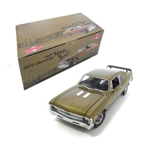 1970 CHEVROLET SUPER NOVA BY BERQER 1/18 GMP 8027