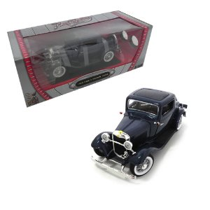 1932 FORD 3-WINDOW COUPE 1/18 YAT-MING 92248
