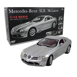 MERCEDES-BENZ SLR MCLAREN 1/12 MOTORMAX 73004