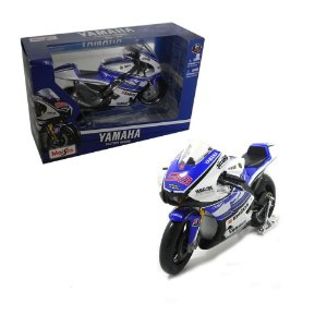 MOTO YAMAHA FACTORY RACING 99 1/10 MAISTO 31402