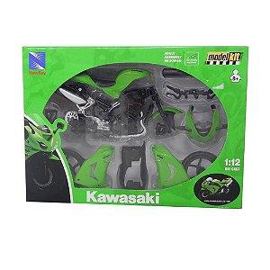 KIT PARA MONTAR MOTO 2006 KAWASAKI ZX-10R 1/12 NEWRAY 42445