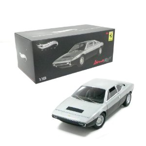 FERRARI DINO 308 GT4 1/18 HOT WHEELS ELITE X5483