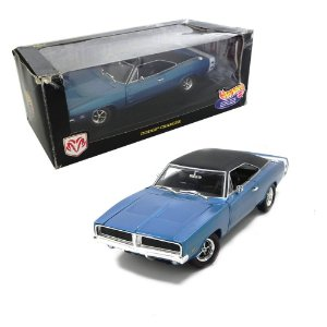 1969 Dodge Charger R/T 1/18 Hot Wheels