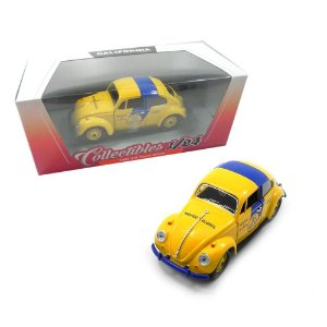 1967 Volkswagen Beetle Fusca Telesp 1/24 California Collectibles