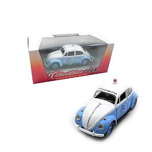 1967 Volkswagen Beetle Fusca Policia Militar Do Rio De Janeiro 1/24 California Collectibles