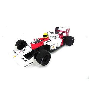 Ayrton Senna Mclaren Mp4/6 Tribute To A Legend 1/32 Scx 64270