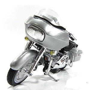 MOTO HARLEY-DAVIDSON 2002 FLTR ROAD GLIDE 1/18 MAISTO MAI31360AB