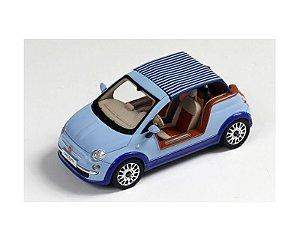 FIAT 500 TENDER TWO CASTAGNA MILANO 1/43 PREMIUMX PR0255