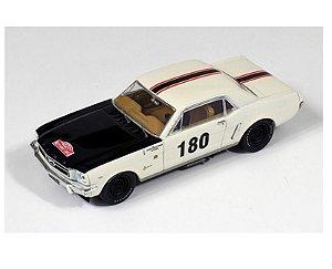 1965 Ford Mustang 180 Geminiani / Anquetil Rallye Monte Carlo 1/43 Premiumx Prd313