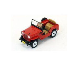 1953 JEEP WILLYS CJ3B 1/43 PREMIUMX PRD365
