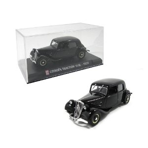 1935 CITROEN TRACTION 11 AL 1/43 AUTO PLUS