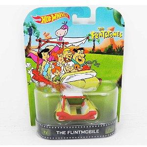 THE FLINTMOBILE THE FILTSTONES 1/64 HOT WHEELS BDT80-0718