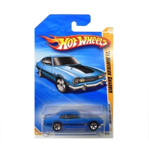1971 FORD MAVERICK GRABBER 1/64 HOT WHEELS R0953-A816