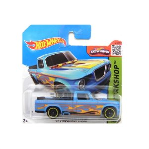 1963 STUDEBAKER CHAMP 1/64 HOT WHEELS CFJ00-05B5