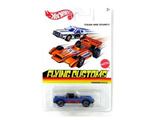 PORSCHE 914-6 FLYING CUSTOMS 1/64 HOT WHEELS X8204-0910