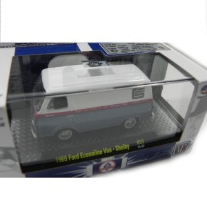 1965 Ford Econoline Van Shelby 1/64 M2 Machines 32600 R29