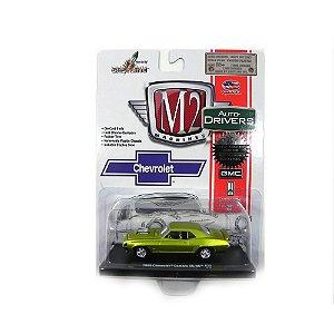 1969 Chevrolet Camaro Ss/Rs 1/64 M2 Machines 11228 R30
