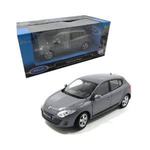 2009 RENAULT MEGANE 1/24 WELLY DMC2416
