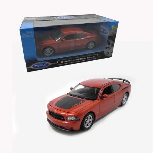 2006 DODGE CHARGER DAYTONA R/T 1/24 WELLY DMC2417