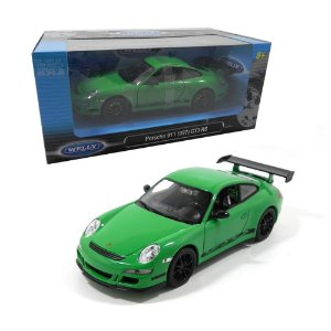 PORSCHE 911 (997) GT3 RS 1/24 WELLY DMC1657