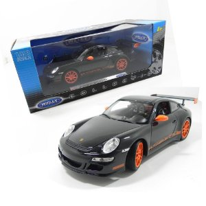 PORSCHE 911 (997) GT3 RS 1/18 WELLY 18015W