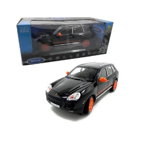 Porsche Cayenne Turbo 1/18 Welly 12529S-W