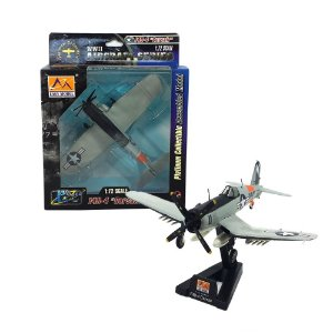 AVIÃO F4U-4 CORSAIR USN KANSAS 1956 1/72 EASY MODEL 37240